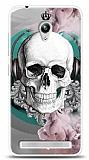 Dafoni Asus ZenFone Go ZC500TG Lovely Skull Kılıf