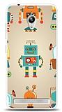 Dafoni Asus ZenFone Go ZC500TG Robotlar Kılıf