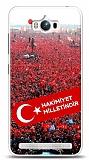 Dafoni Asus ZenFone Max Hakimiyet K�l�f