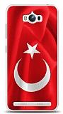 Dafoni Asus ZenFone Max T�rk Bayra�� K�l�f