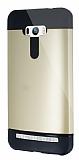 Dafoni Asus Zenfone Selfie Slim Power Ultra Koruma Gold K�l�f