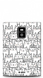 BlackBerry Passport Cats Kılıf