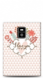 Dafoni BlackBerry Passport I Love You Kılıf