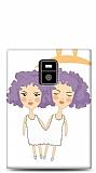 BlackBerry Passport İkizler Burcu Kılıf