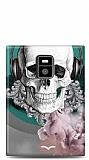 Dafoni BlackBerry Passport Lovely Skull Kılıf