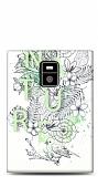 Dafoni BlackBerry Passport Nature Flower Kılıf