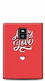 Dafoni BlackBerry Passport Need Love Kılıf