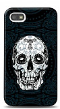 BlackBerry Q5 Black Skull Kılıf
