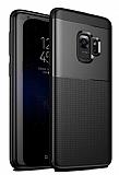 Dafoni Business Shield Samsung Galaxy S9 Plus Siyah Silikon Kılıf
