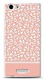 Casper Via V6 Pink Flower Kılıf