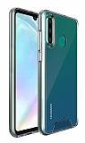 Dafoni Clear Hard Huawei P30 Lite Ultra Koruma Kılıf