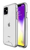 Dafoni Clear Hard iPhone 11 Ultra Koruma Kılıf