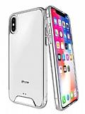 Dafoni Clear Hard iPhone XR Ultra Koruma Kılıf