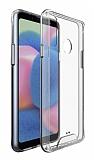 Dafoni Clear Hard Samsung Galaxy M30 Ultra Koruma Kılıf