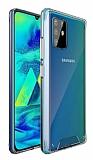 Dafoni Clear Hard Samsung Galaxy Note 10 Lite Ultra Koruma Kılıf