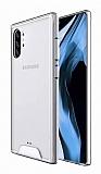 Dafoni Clear Hard Samsung Galaxy Note 10 Plus Ultra Koruma Kılıf