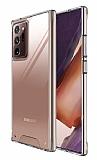 Dafoni Clear Hard Samsung Galaxy Note 20 Ultra Süper Koruma Kılıf