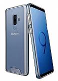 Dafoni Clear Hard Samsung Galaxy S9 Plus Ultra Koruma Kılıf