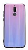 Dafoni Colorful Huawei Mate 10 Lite Cam Pembe Kılıf