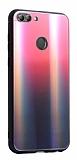 Dafoni Colorful Huawei P Smart Cam Kırmızı Kılıf