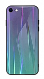 Dafoni Colorful iPhone 6 / 6S Cam Yeşil Kılıf