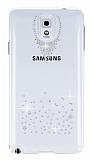 Dafoni Cyrstal Dream Samsung N9000 Galaxy Note 3 Sparkle Ta�l� Kristal K�l�f