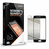 Dafoni Huawei P10 Lite Tempered Glass Premium Full Siyah Cam Ekran Koruyucu