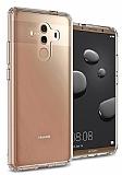 Dafoni Hummer Huawei Mate 10 Pro Ultra Koruma Şeffaf Kılıf