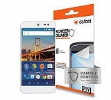 Dafoni General Mobile Android One / General Mobile GM 5 Darbe Emici Ekran Koruyucu Film