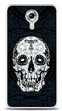 Dafoni General Mobile Android One Black Skull Kılıf