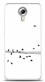 Dafoni General Mobile Android One Flying Birds K�l�f