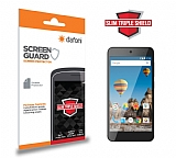Dafoni General Mobile Android One / GM 5 Slim Triple Shield Ekran Koruyucu