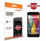 Dafoni General Mobile Discovery 2 Mini Slim Triple Shield Ekran Koruyucu
