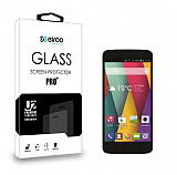 Eiroo General Mobile Discovery 2 Mini Tempered Glass Cam Ekran Koruyucu