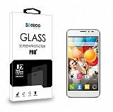 Eiroo General Mobile Discovery 2 Tempered Glass Cam Ekran Koruyucu