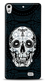 General Mobile Discovery Air Black Skull Kılıf