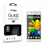 Eiroo General Mobile Discovery Air Tempered Glass Cam Ekran Koruyucu