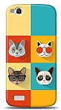 Dafoni General Mobile Discovery Four Cats K�l�f