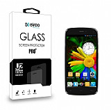 Eiroo General Mobile Discovery Tempered Glass Cam Ekran Koruyucu