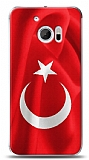 HTC 10 Türk Bayrağı Kılıf
