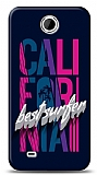 HTC Desire 300 California Surfer Kılıf