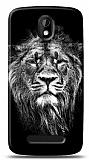 Dafoni HTC Desire 500 Black Lion K�l�f