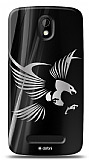 Dafoni HTC Desire 500 Kartal Kılıf