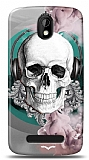Dafoni HTC Desire 500 Lovely Skull Kılıf