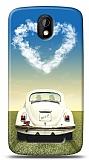 Dafoni HTC Desire 500 Vosvos Love K�l�f