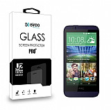 Eiroo HTC Desire 510 Tempered Glass Cam Ekran Koruyucu