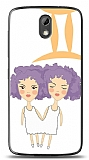 HTC Desire 526 İkizler Burcu Kılıf