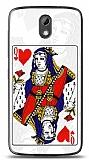 HTC Desire 526 Kraliçe Kılıf