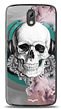 Dafoni HTC Desire 526 Lovely Skull K�l�f