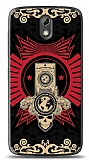 Dafoni HTC Desire 526 Skull Nation Kılıf